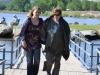 Astrid am Lake Ogallala