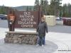Astrid im Yellowstone N. P.