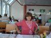 Rita bei der Geburtstagsfeier