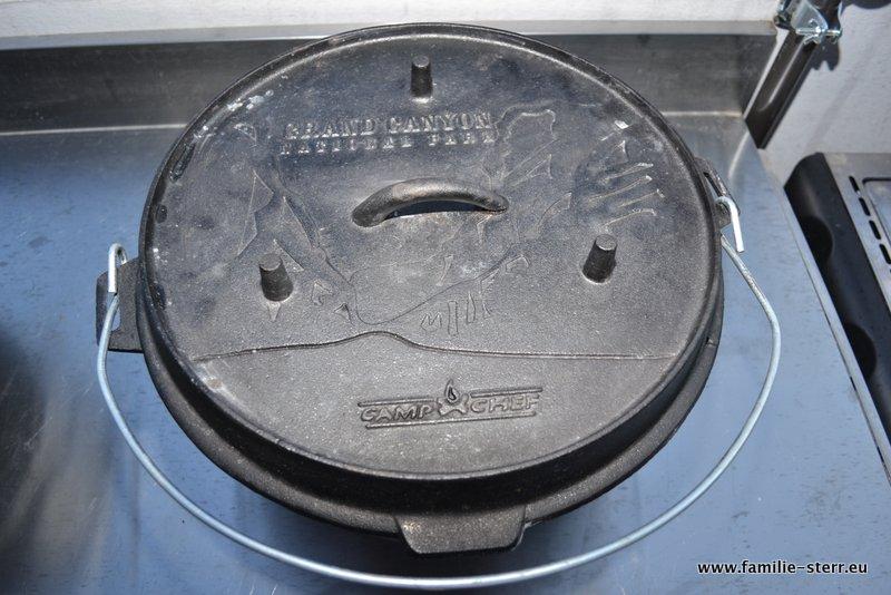 Dutch Oven Lewis & Clark
