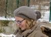 Katharina beim Ziegenfüttern im Tierpark Hellabrunn in München