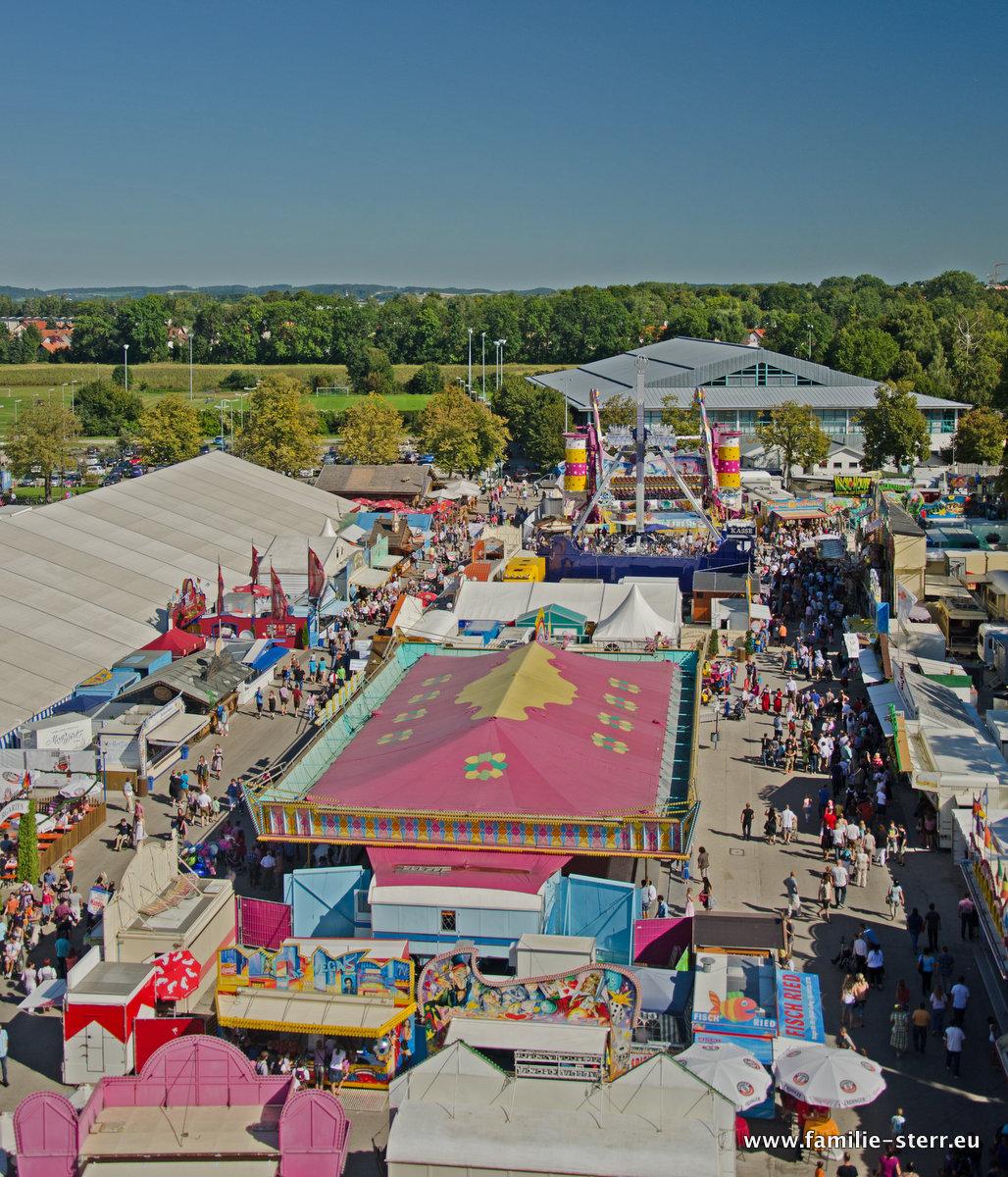 Herbstfest Erding 2012 | Familie Sterr