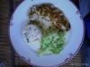 Mittagessen in Noirmoutier