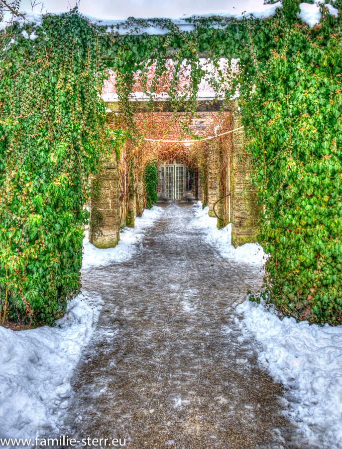 Schloss Nymphenburg / Feb 2013 | Familie Sterr
