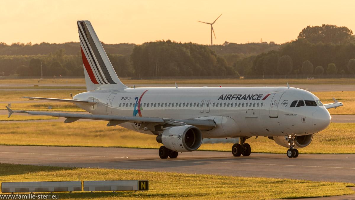 AirFrance Airbus A320