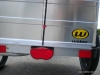Weber - Kargo - Anhänger mit Alu-Box