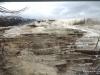 Mammoth Hot Springs, Yellowstone N.P., Wyoming