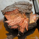 Pulled Beef aus dem WSM