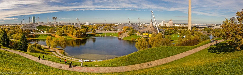 Panorama Olympiapark München