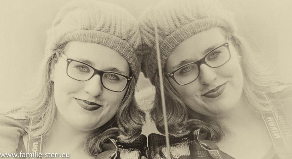 die doppelte Katharina / Spiegelung