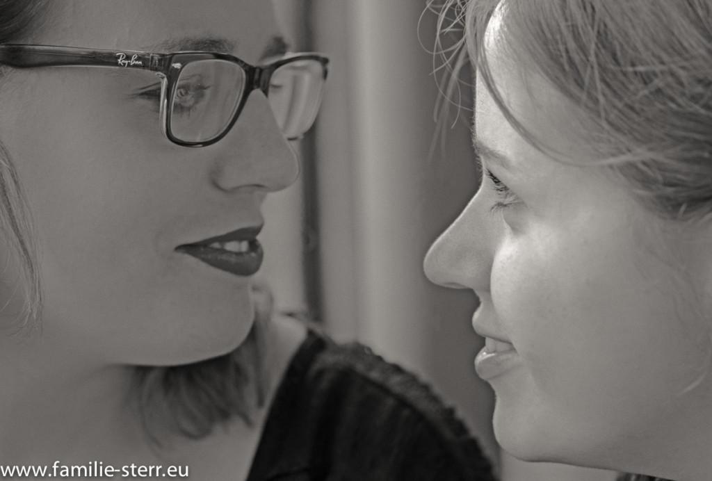 Katharina und Melanie