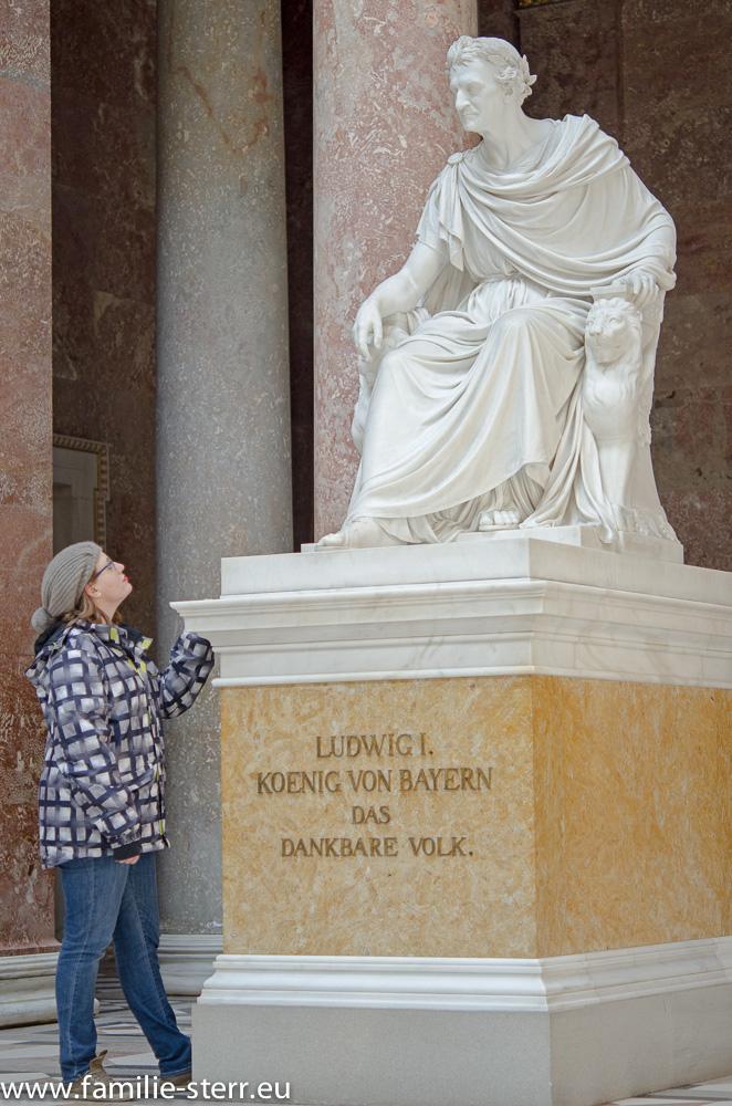König Ludwig und Katharina