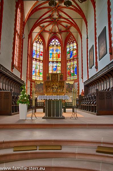 Wallfahrtskirche Maria Heimsuchung in Klausen / Moseleifel