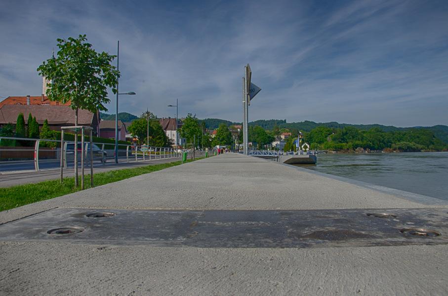 Grein / Donauufer
