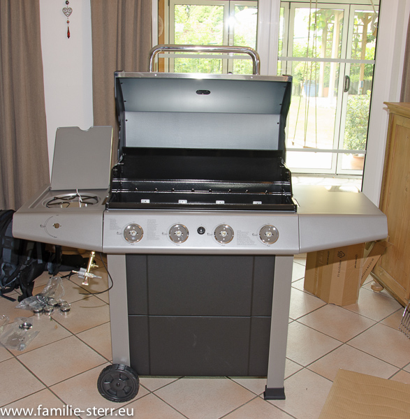 Michaels neuer Grill-5