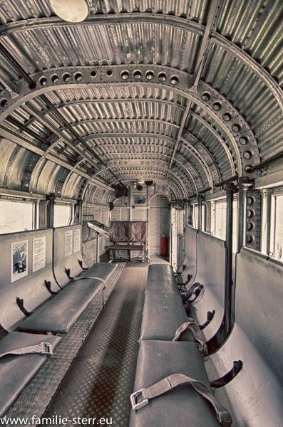 Kabine der Junkers Ju 52 - Tante Ju