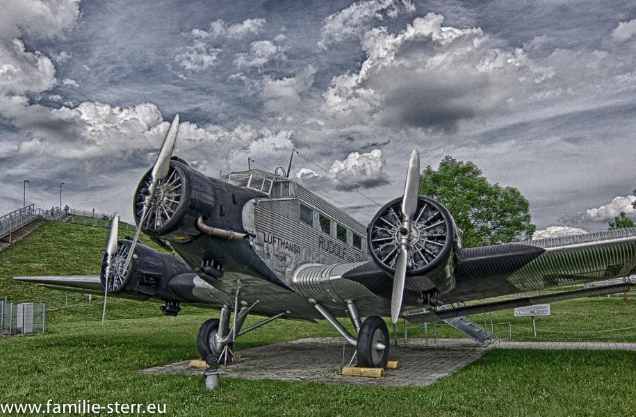 Junkers Ju 52 - Tante Ju