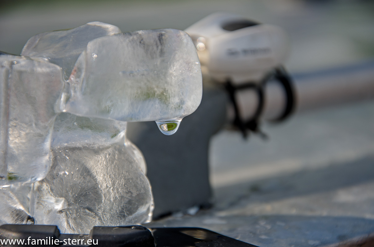 Eiswürfel / Schwaiger Aussichthügel