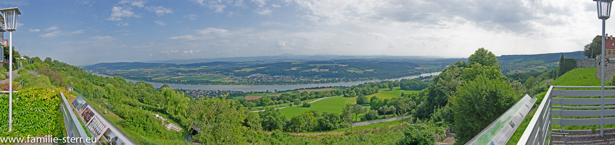 Donautal bei Maria Taferl