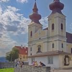 Wallfahrtskirche Maria Taferl an der Donau
