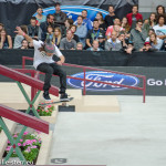 Skateboard Street League Finale / X-Games München