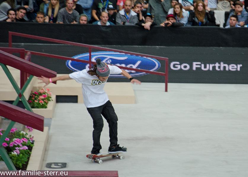 Skateboard Street League Finale / X-Games München