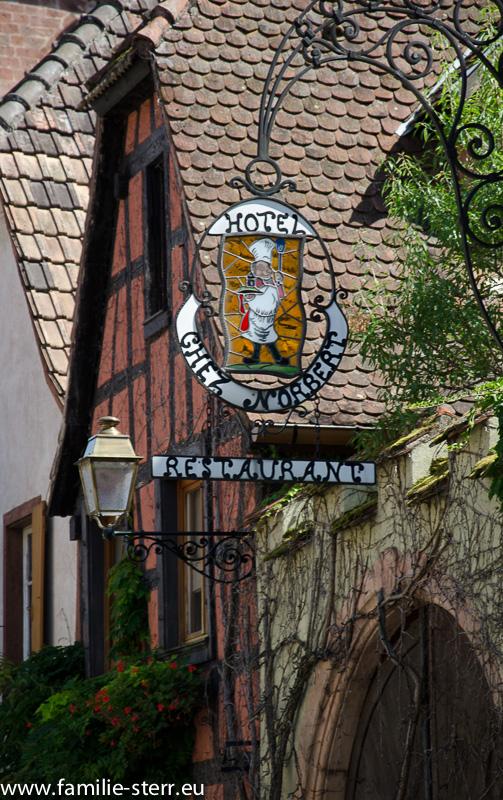 Bergheim / Elsass