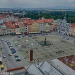 Otakar II. Platz in Budweis