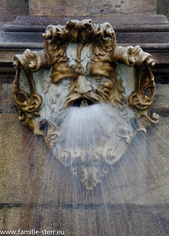 Samsonbrunnen in Budweis