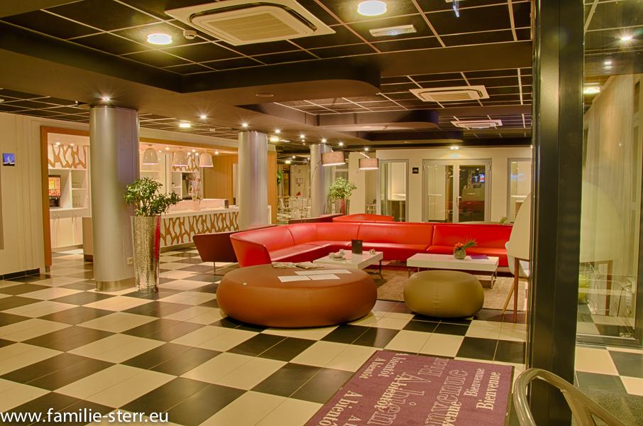 Lobby Hotel Best Western Le Rhenan / Dorlisheim