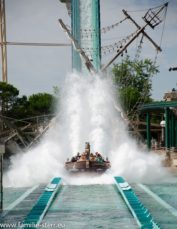 Europapark - Atlantica Super Splash