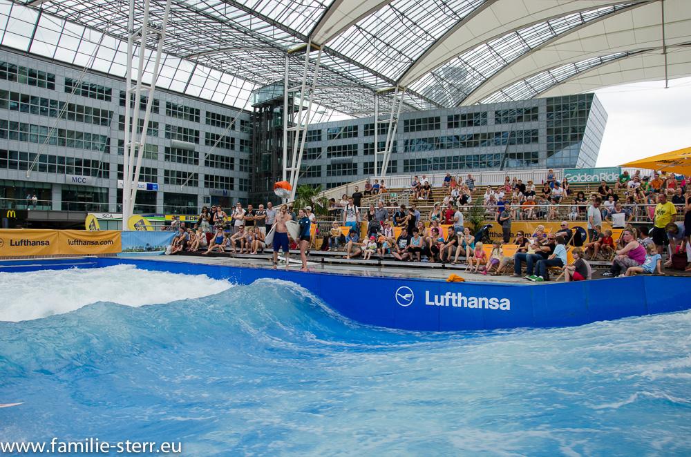 Surf and Style am Flughafen München 2013