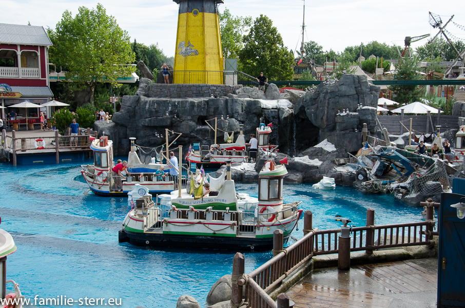 Whale Adventures - Splash Tours im Europapark