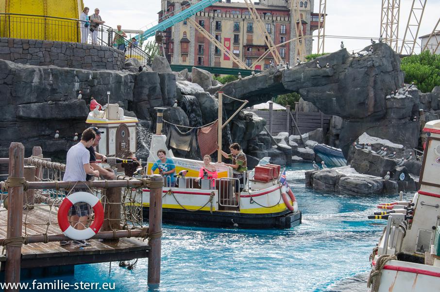 Whale Adventures - Splash Tours im Europapark