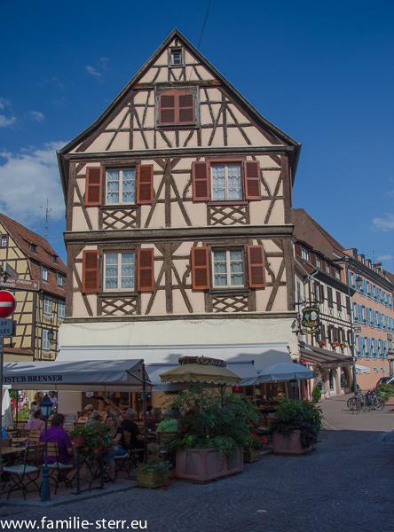 Winstub Brenner / Colmar / Elsass