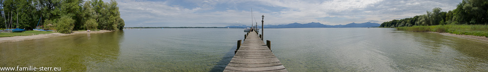 Malerwinkel am Chiemsee