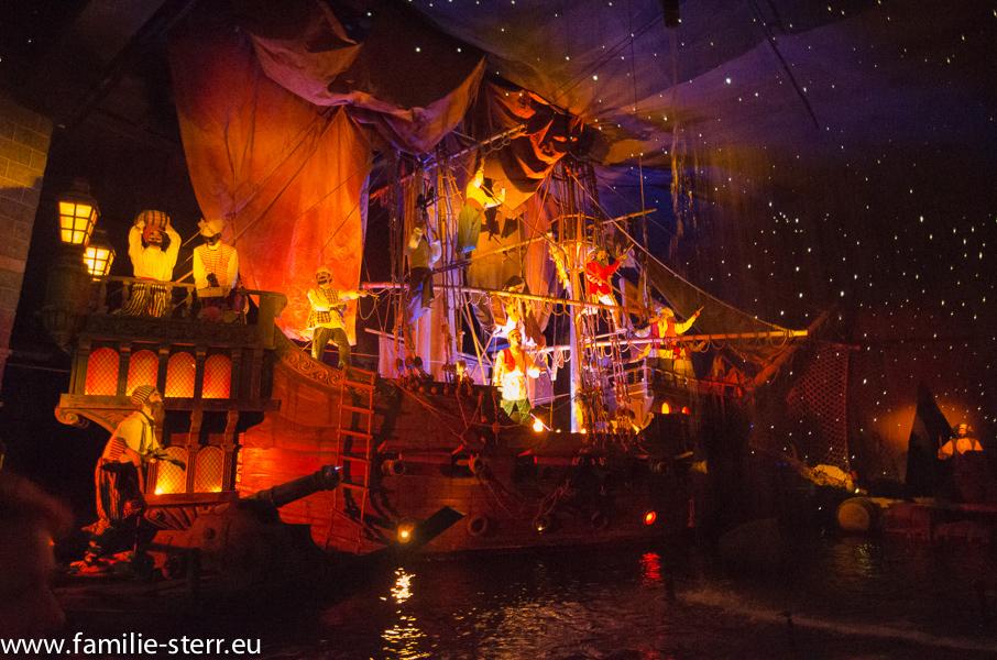 Piraten in Batavia / Europapark