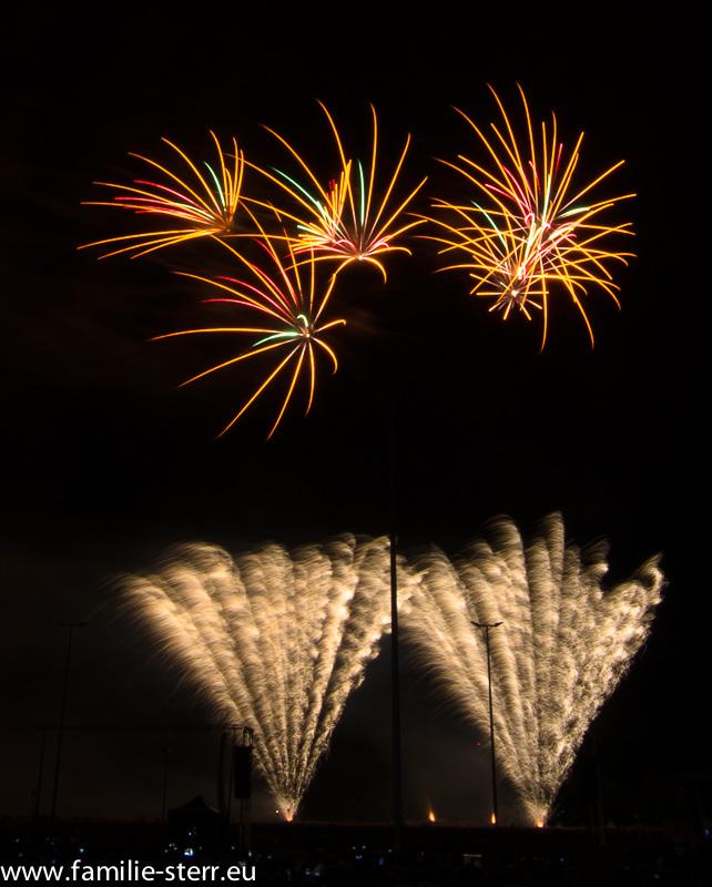 Pyrogames Erfurt 2013 / Feuerwerk 2