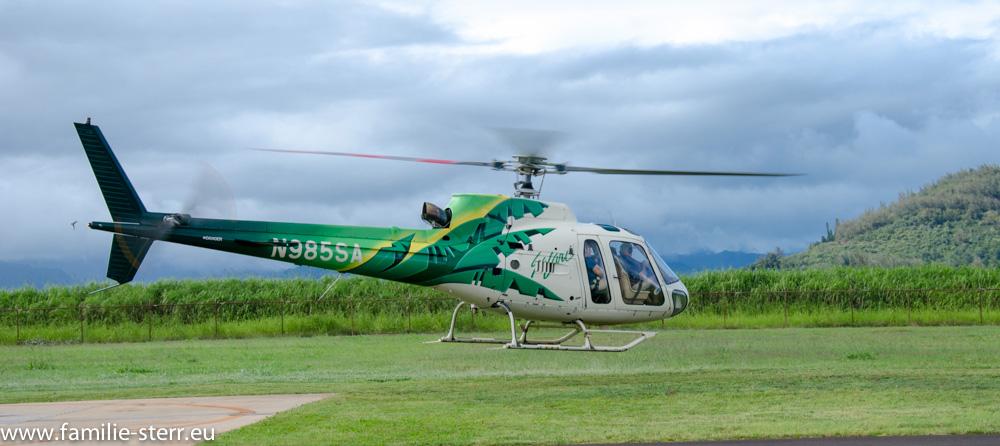 Safari Helicopter / Kauai