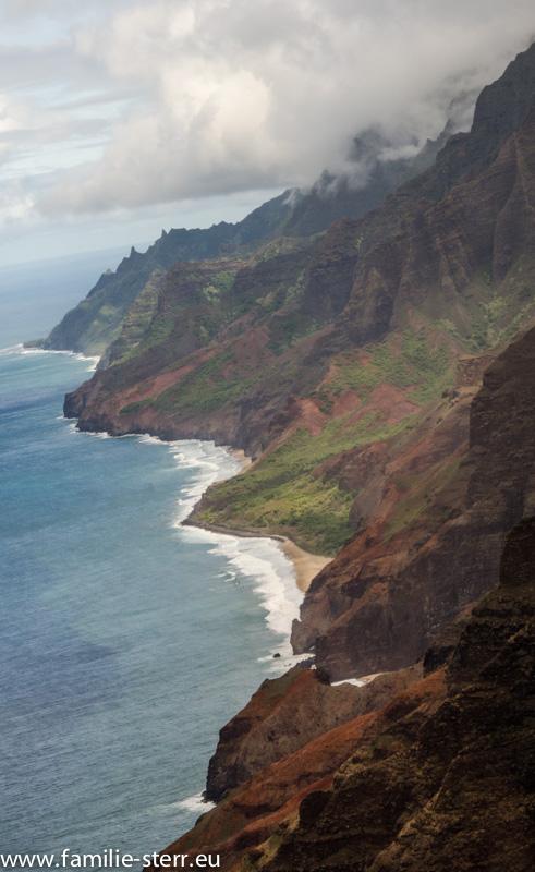 Na Pali Küste / Kauai