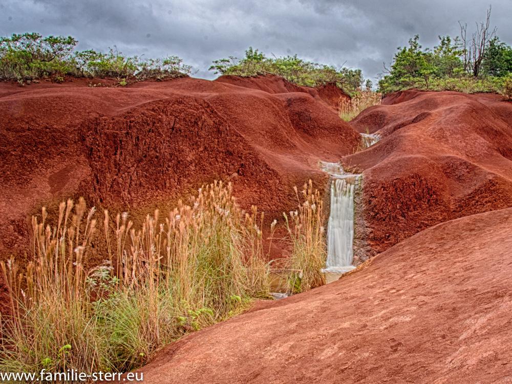Wasserlauf bei Waimea / Kauai