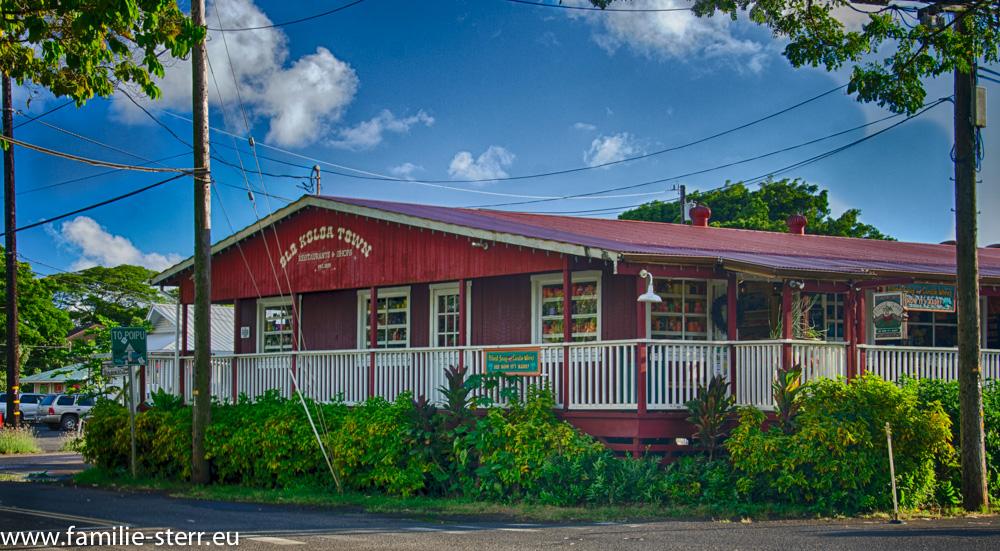Old Koloa Town / Kauai