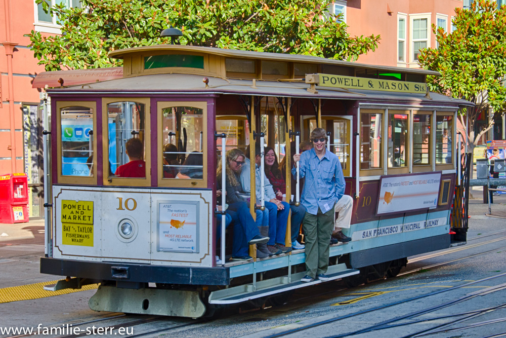 Cable Car / San Francisco