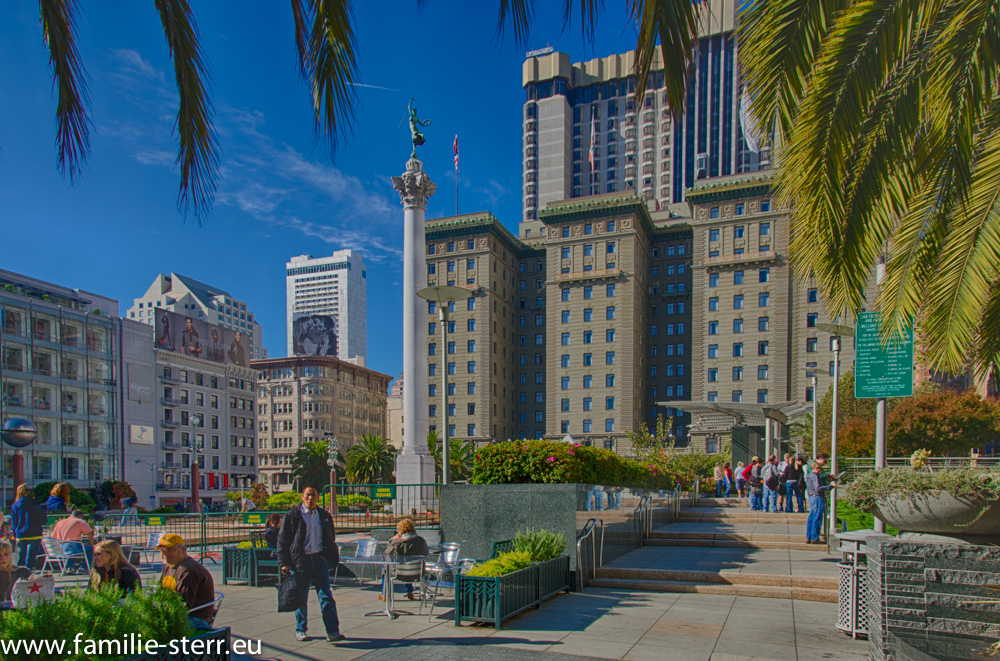 Union Square / San Francisco