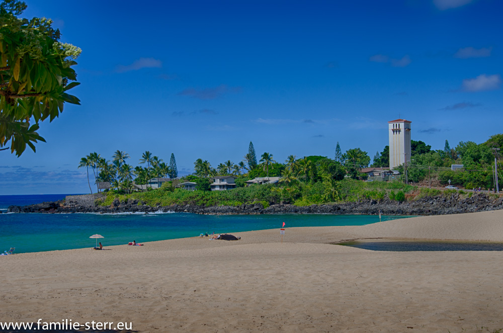 Waimea Beach Park / North Shore / Oahu