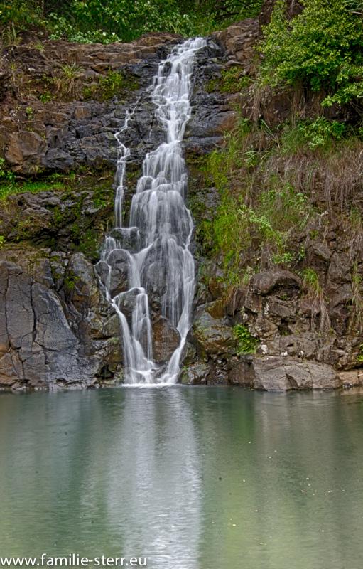 Waimea Wasserfall / Oahu