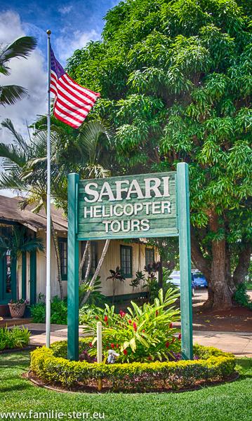 Safari Helicopters Kauai