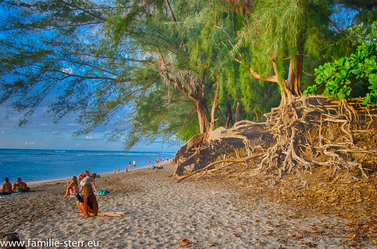 Ke'e Beach / Haena State Park / Kauai