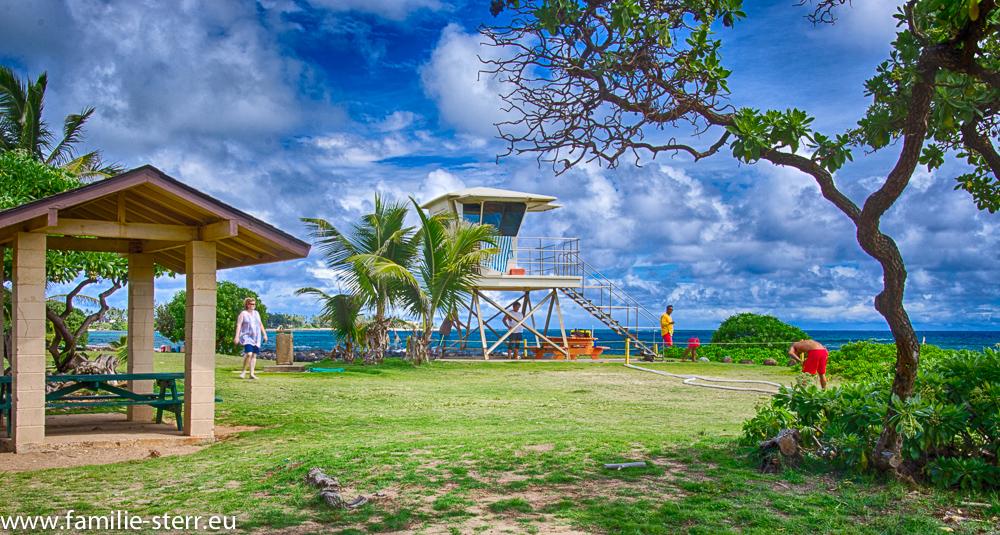 Lydgate Sate Park, Kauai, Hawaii