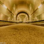 Hamburg - Alter Ebltunnel